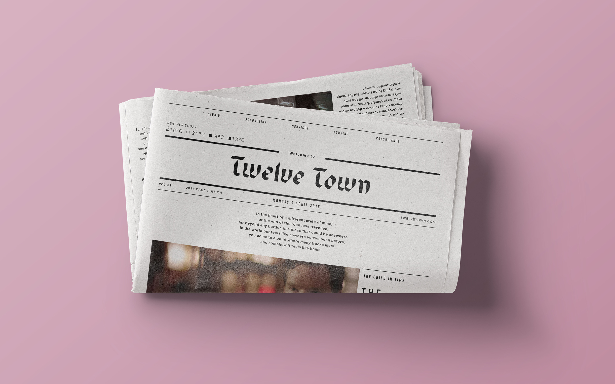 Twelve Town